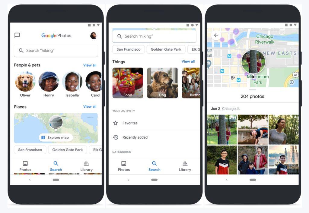 Google Photos Nouvelle Interface Recherche Juin 2020 1024x707