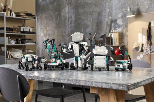 LEGO MINDSTORMS Robot Inventor 600x399