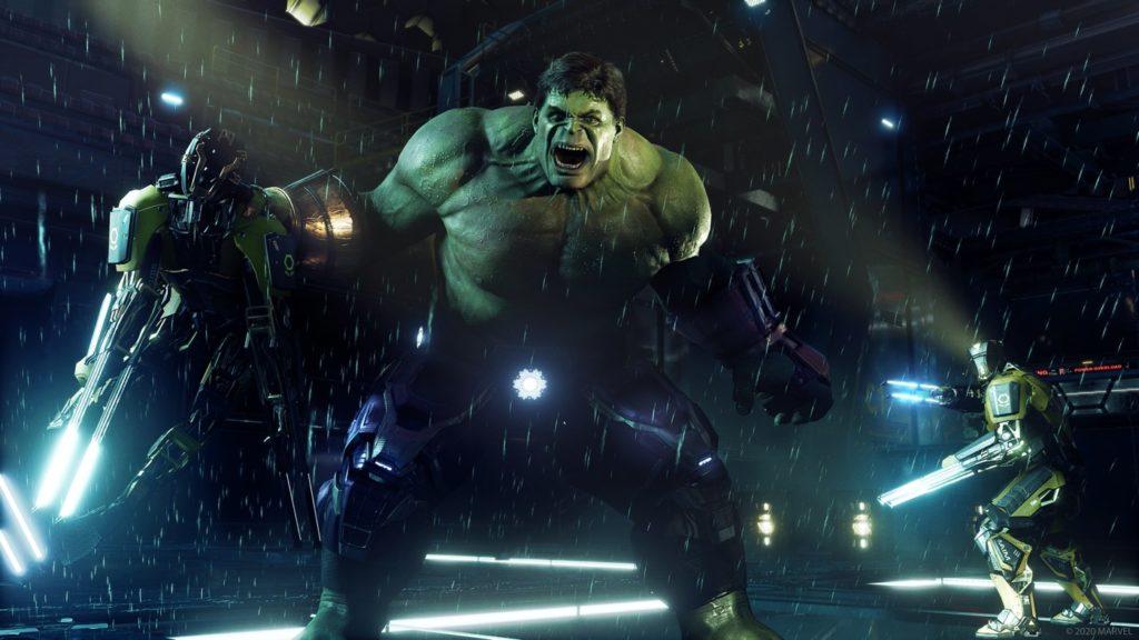 Marvel Avengers Jeu PS5 Hulk 1024x576
