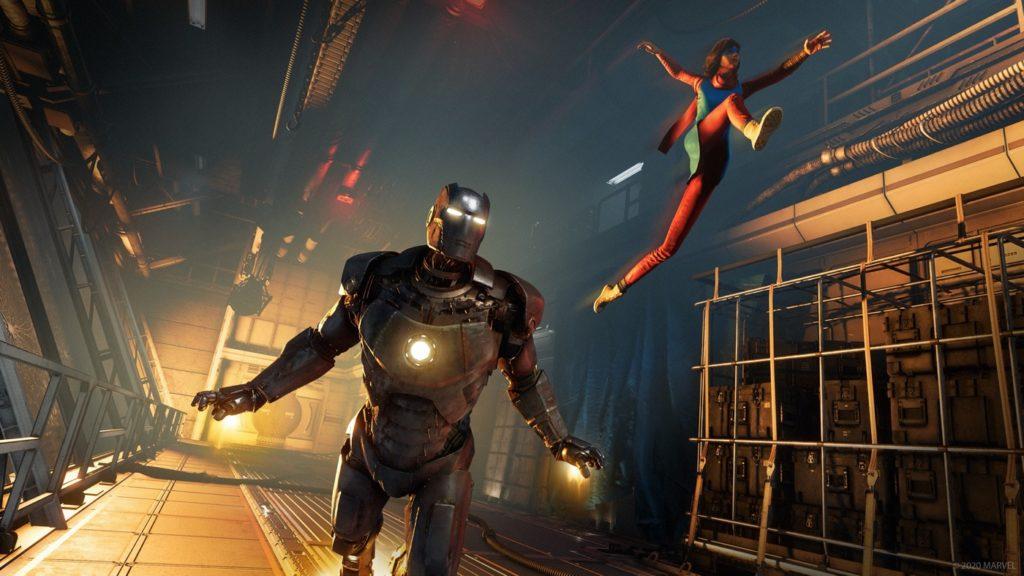 Marvel Avengers Jeu PS5 Iron Man 2 1024x576
