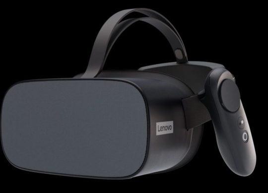 Mirage VR S3 lenovo