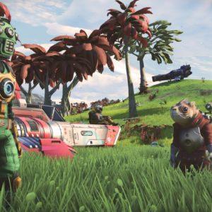 No Man's Sky : le jeu passe cross-play sur PC, PS4, Xbox One, PSVR et SteamVR