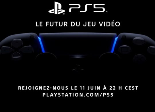 PS5 Conference 11 Juin 2020