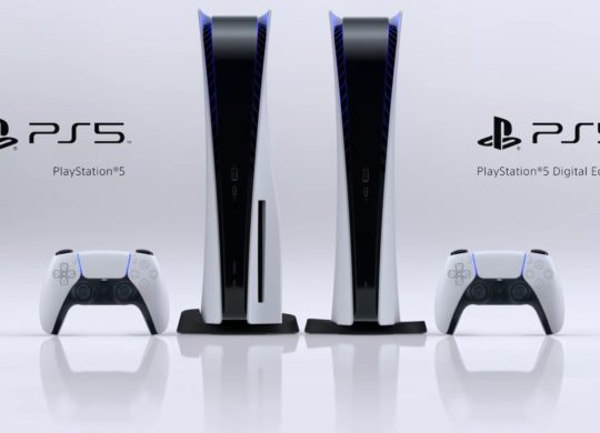 PS5 et PS5 Digital Edition Console Officiel