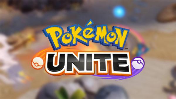 Pokemon Unite 600x338