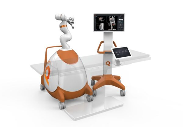 Quantum Surgical Robot Medical 600x417