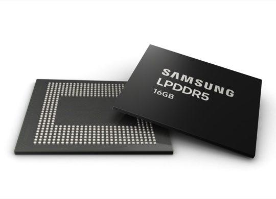 Samsung RAM mobile 16 Go