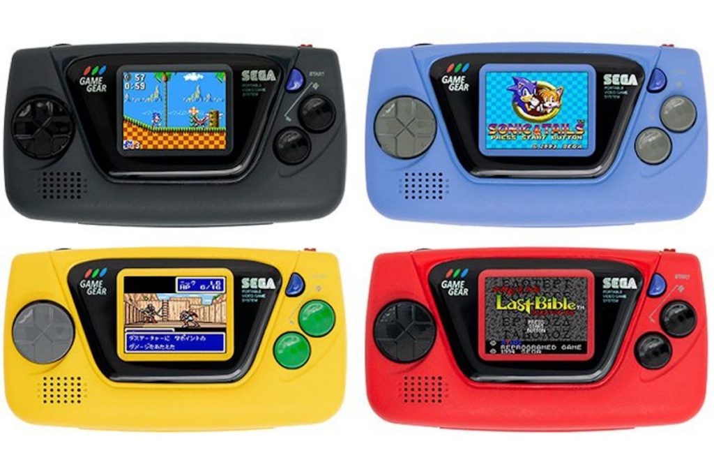 Sega Game Gear Micro Coloris 1024x682