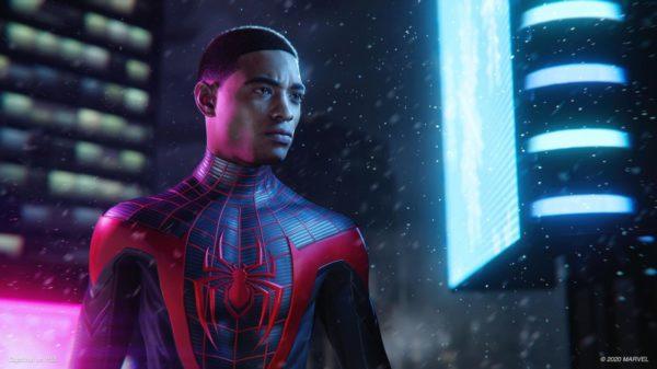 Spider Man Morales 600x337