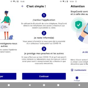 Image article StopCovid domine l'App Store et le Play Store, 24h après son lancement