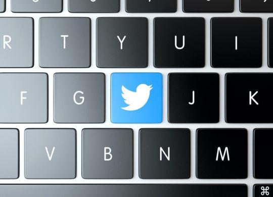 Twitter Logo Touche