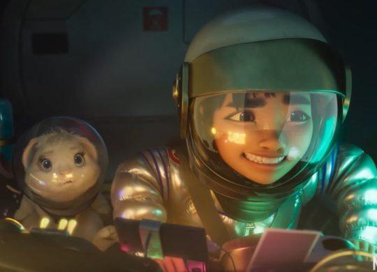 Voyage vers la Lune Netflix
