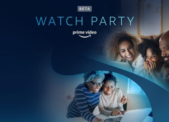 Watch party Prime Video