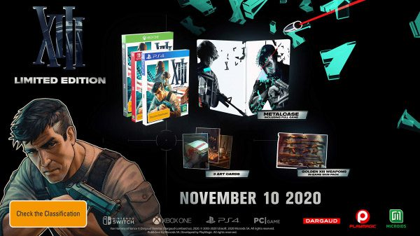 XIII Release Date Amazon ES 06 11 20 600x337
