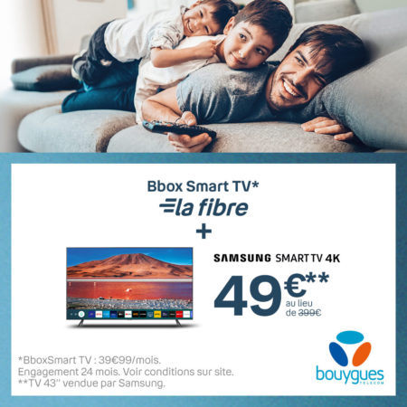 Bouygues SmartTV 450x450