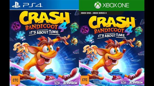 Crash Bandicoot 4 600x338