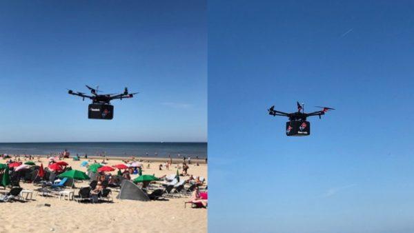 Dominos Drone 600x338