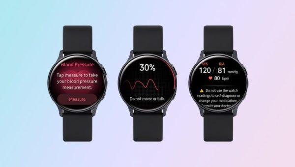 Galaxy Watch Active 2 600x340