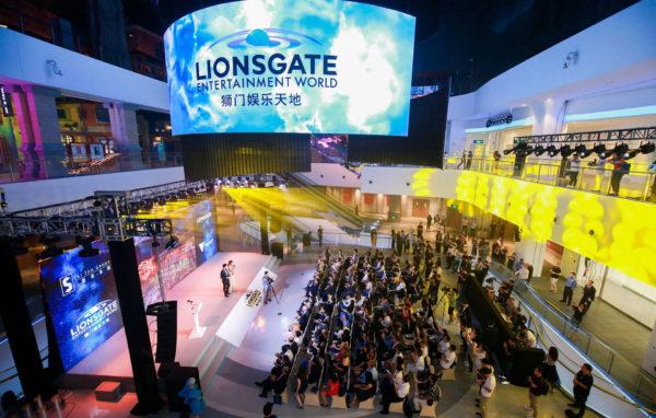 Lionsgate Entertainment 600x382