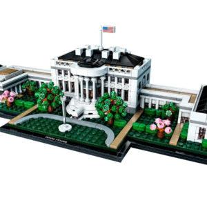 Image article LEGO a arrêté de mettre en avant les sets présentant la police ou la Maison Blanche