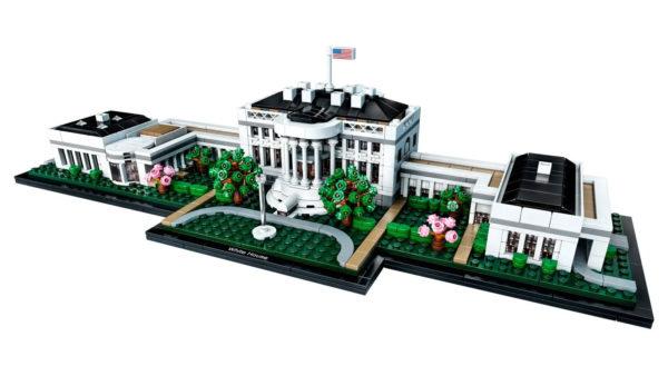 Maison Blanche Lego 600x338