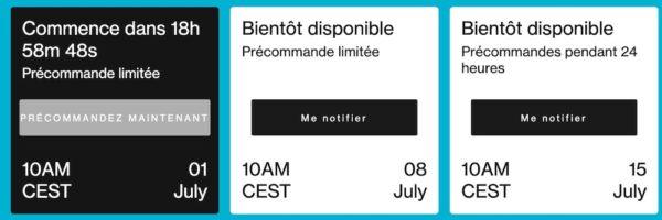 Precommande Oneplus Nord 600x200