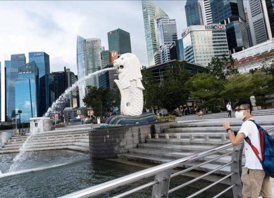 singapour covid