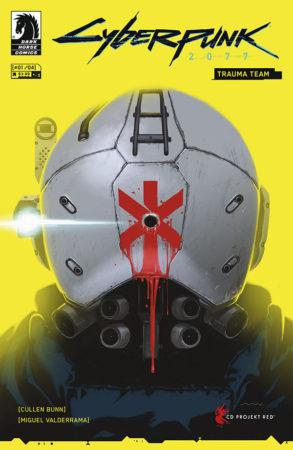 Trauma Team Cover 293x450