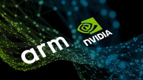 ARM Nvidia 600x337