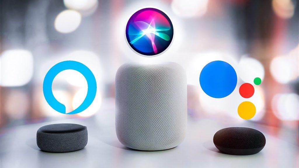 Alexa Vs Siri Vs Google Assistsant 1024x576