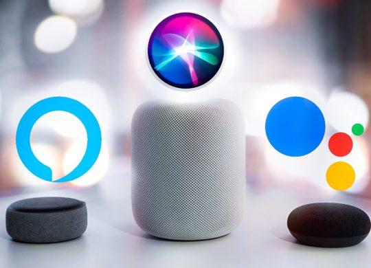 Alexa vs Siri vs Google Assistsant