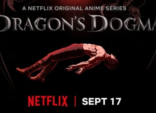 Dragon Dogma serie Netflix 4