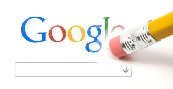Droit Oubli Google 600x311