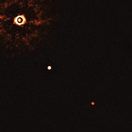 Exoplanete Et Soleil Photo 450x450