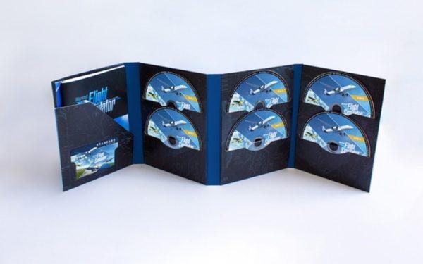 Flight Simulator 10 DVDs 600x375