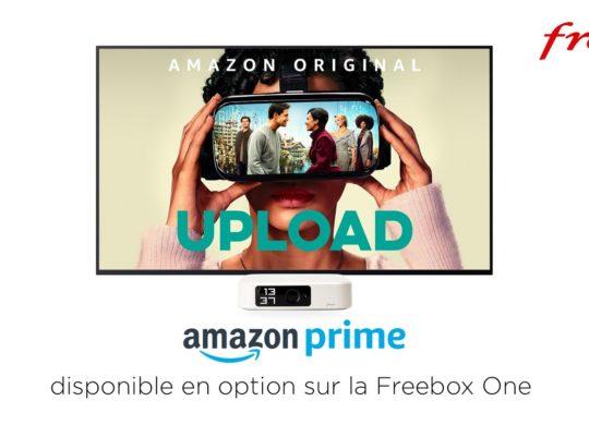 Freebox One Amazon Prime