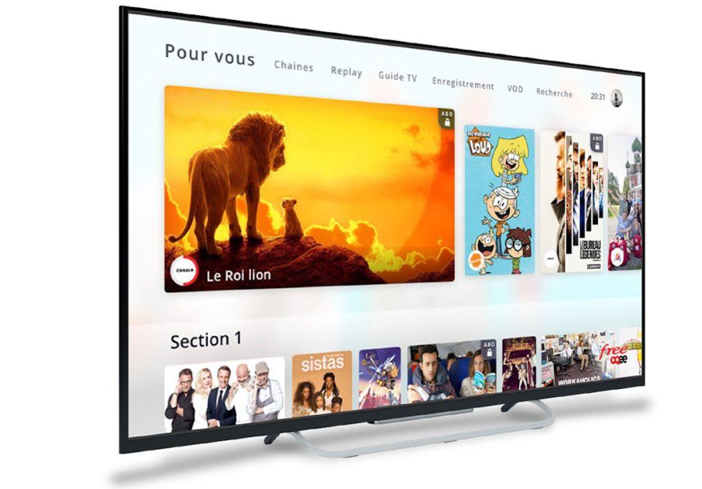 Freebox Pop Television OQEE 1024x713