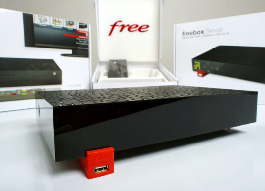 Freebox Révolution