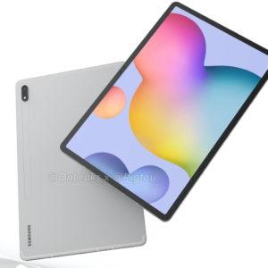 Image article Samsung Galaxy Tab S7+ : la fiche technique de la nouvelle tablette se dévoile