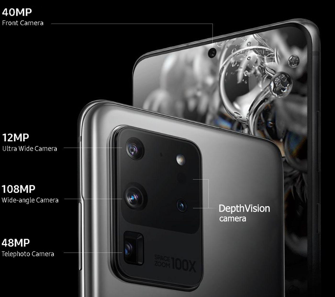 Galaxy S20 Ultra 3