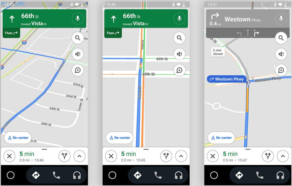 Google Maps Android Feu Circulation 1024x652