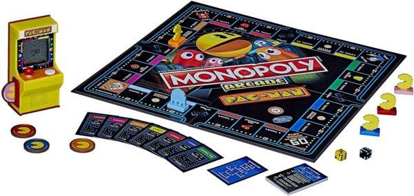 Monopoly Pac Man 600x285