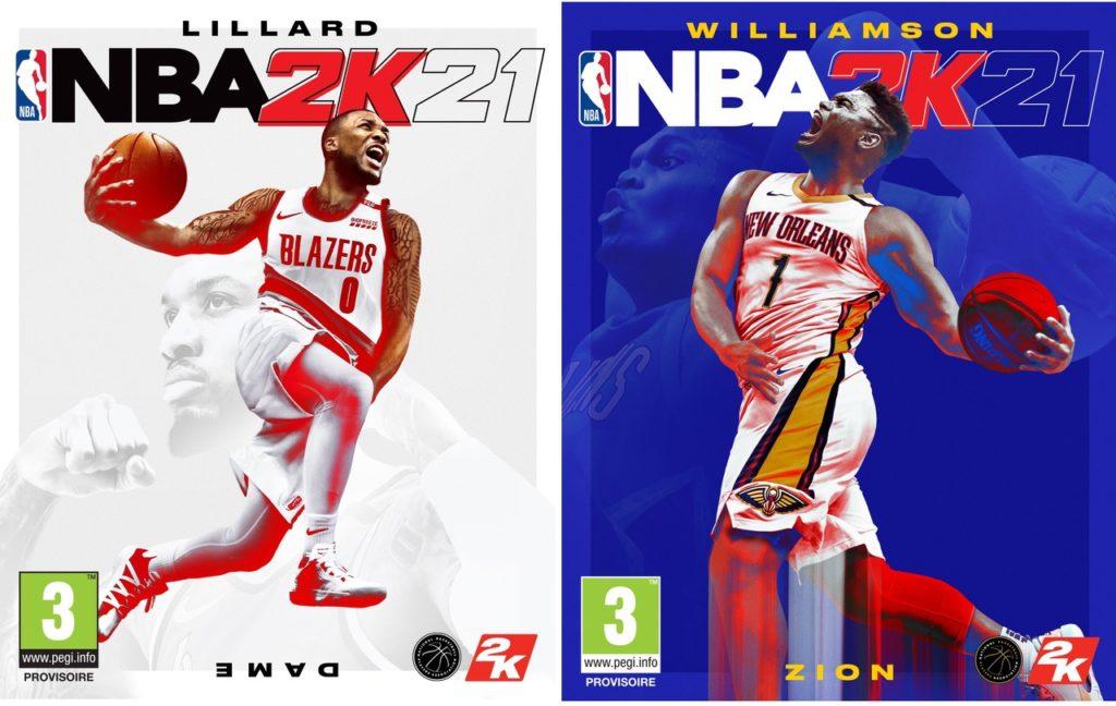 NBA 2K21 Jaquettes 1024x648