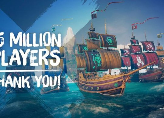 Sea of Thieves 15 millions