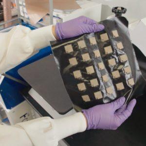 Harvard a conçu un tissu robotique «gonflable»