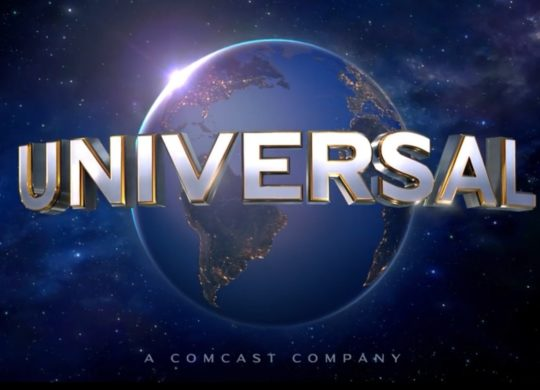 Universal Film Intro Logo