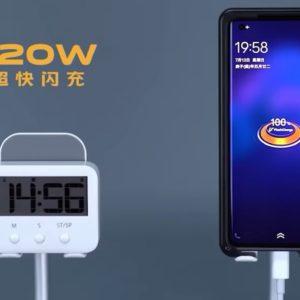 Image article Vivo dévoile sa charge rapide de 120 W : 100% en 15 minutes pour smartphone