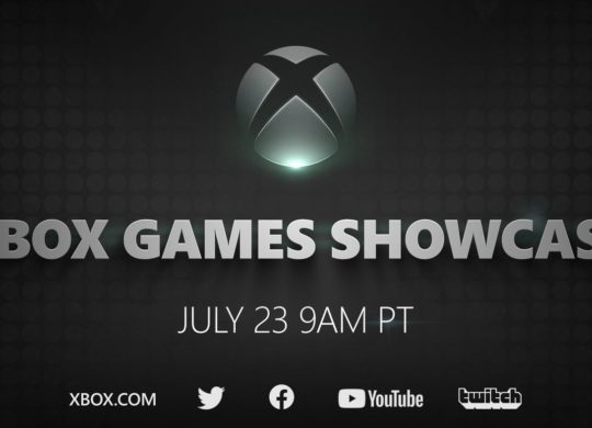 Xbox Series X conf juillet