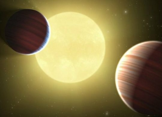 exoplantes soleil