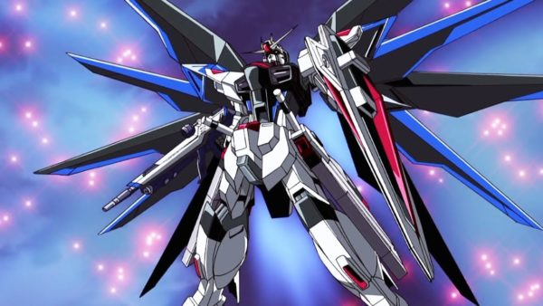 Gundam Freedom 600x338